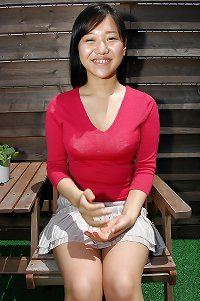 Japanese cute young  wife Takashima