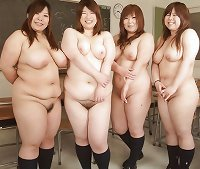 Japanese BBW sexy Godesses